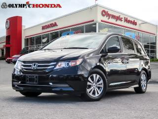 Used 2016 Honda Odyssey EX-L NAVI for sale in Guelph, ON