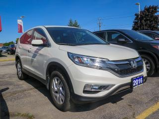 Used 2016 Honda CR-V SE AWD for sale in Guelph, ON