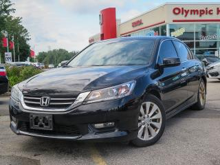 Used 2014 Honda Accord EX-L for sale in Guelph, ON