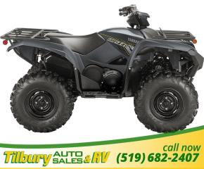 New 2019 Yamaha GRIZZLY EPS 2019 MODEL YEAR for sale in Tilbury, ON