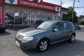 Used 2010 Volkswagen City Golf A/C for sale in Salaberry-de-Valleyfield, QC