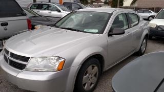 Used 2010 Dodge Avenger SE for sale in Sarnia, ON