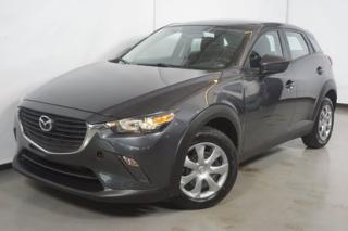 Used 2016 Mazda CX-3 GX for sale in Montréal, QC