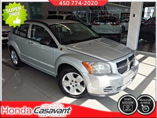 Used 2009 Dodge Caliber SXT for sale in St-Hyacinthe, QC