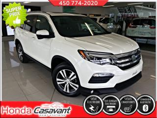 Used 2017 Honda Pilot EX AWD for sale in St-Hyacinthe, QC