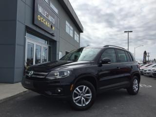 Used 2015 Volkswagen Tiguan Tl 2.0tsi Bas Kilo for sale in St-Georges, QC