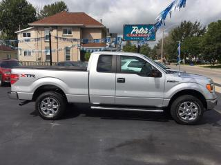 Used 2013 Ford F-150 XLT XTR 4X4 for sale in Dunnville, ON