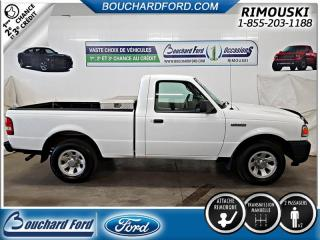 Used 2009 Ford Ranger XL for sale in Rimouski, QC