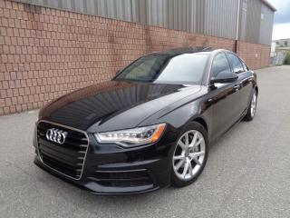 Used 2013 Audi A6 ***SOLD*** for sale in Toronto, ON