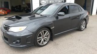 Used 2014 Subaru WRX STI Tsurgi for sale in Guelph, ON