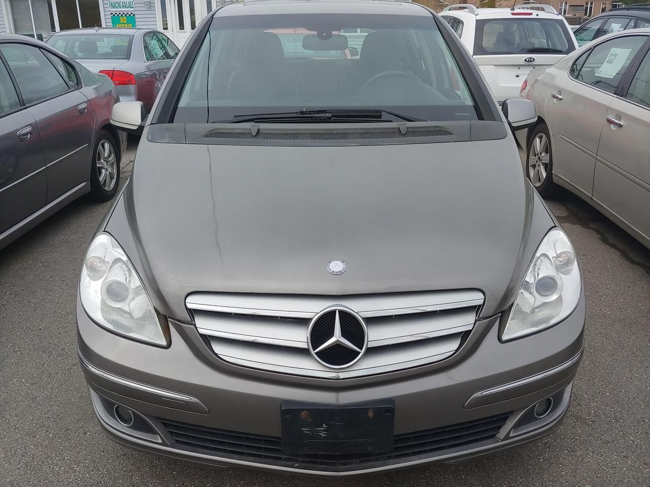 used 2007 mercedes benz b200 turbo for sale in oshawa. Black Bedroom Furniture Sets. Home Design Ideas