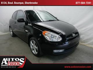 Used 2011 Hyundai Accent Sport + Toit + Mags for sale in Sherbrooke, QC