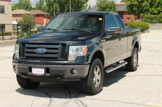 Used 2010 Ford F-150 FX4 CERTIFIED for sale in Waterloo, ON