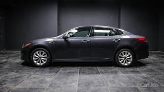 Used 2016 Kia Optima EX LEATHER | POWER EVERYTHING | HANDS FREE | DUAL CLIMATE | NAV for sale in Kingston, ON