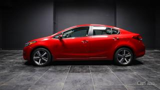 Used 2017 Kia Forte EX LEATHER | HANDS FREE | AUX READY for sale in Kingston, ON
