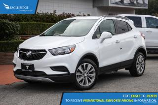 New 2019 Buick Encore Preferred Sunroof, Backup Camera, Bluetooth for sale in Coquitlam, BC