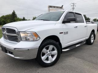 Used 2015 RAM 1500 SLT EcoDiesel! Loaded With NAV, Sunroof, BackupCam, Buckets and More! for sale in Kemptville, ON