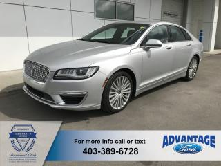 Used 2017 Lincoln MKZ Reserve 11K on the clock - Leather for sale in Calgary, AB