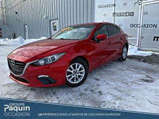 Used 2015 Mazda MAZDA3 GS MAZDA 3 GS SPORT for sale in Rouyn-Noranda, QC