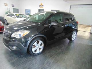 Used 2016 Buick Encore Convenience Turbo for sale in Châteauguay, QC