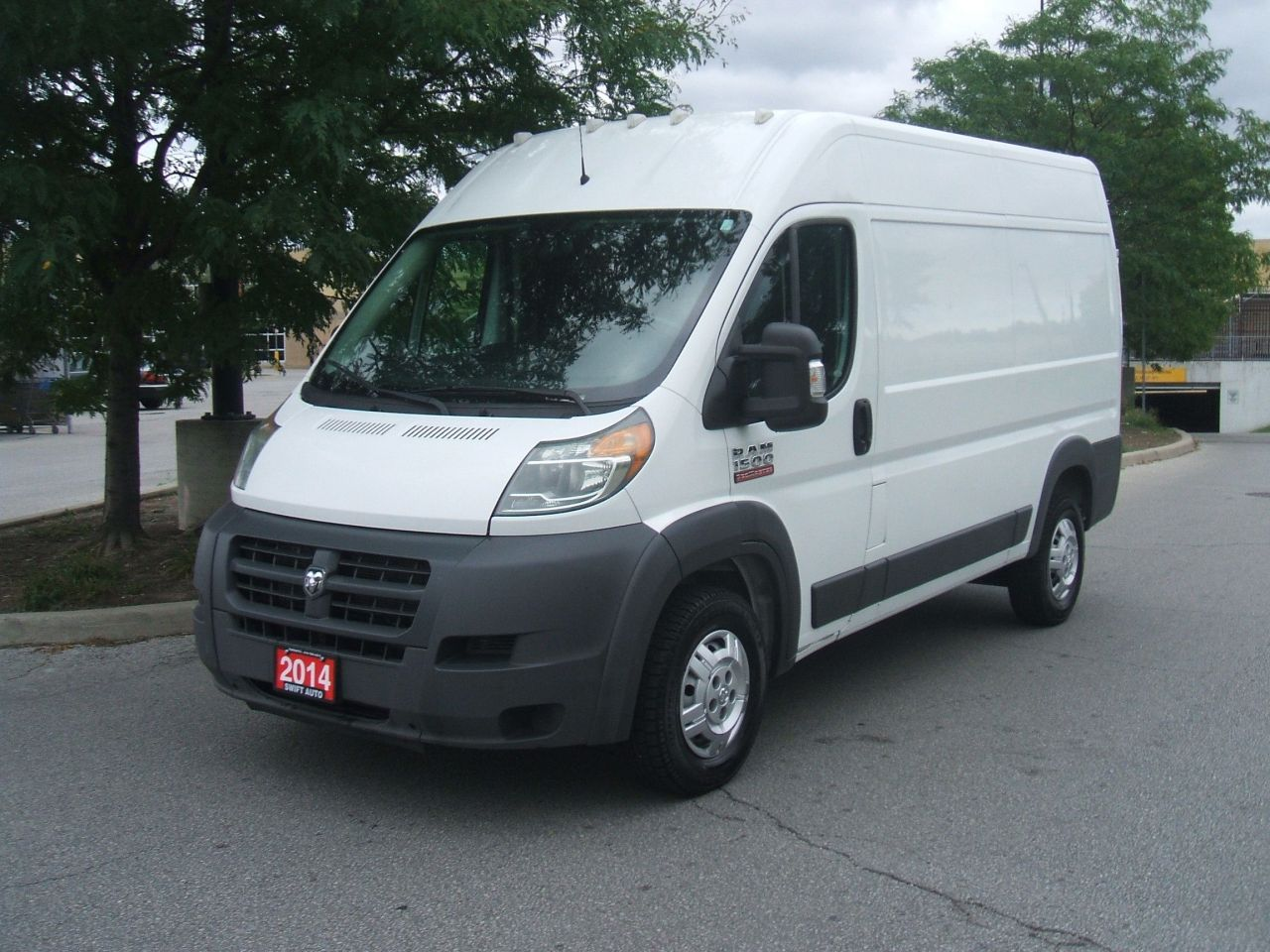 2014 Dodge Promaster 1500 Swift Auto Van