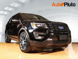 Used 2017 Ford Explorer SPORT for sale in Toronto, ON