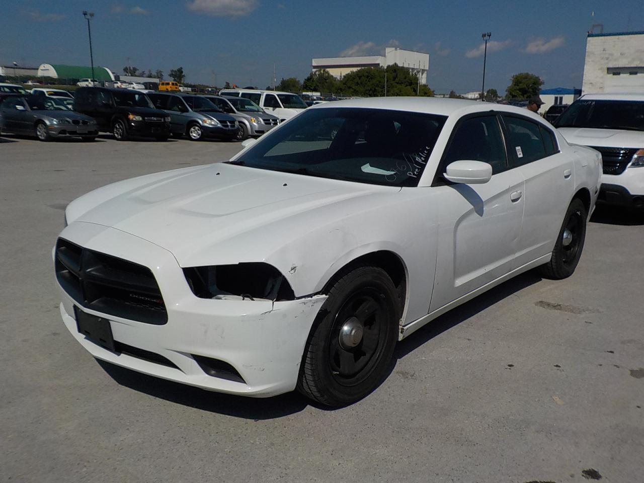 Used 2013 Dodge Charger Police For Sale In Innisfil Ontario
