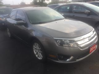 Used 2010 Ford Fusion SEL for sale in Hamilton, ON