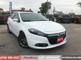 Used 2013 Dodge Dart Rallye | CAR LOANS APPROVED for sale in London, ON