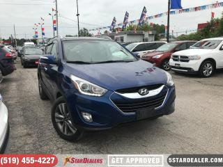 Used 2014 Hyundai Tucson Limited | 4X4 | NAV | LEATHER | ROOF for sale in London, ON