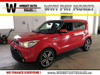 Used 2014 Kia Soul SX|NAVIGATION|MOON ROOF|LEATHER|86,980 KMS for sale in Cambridge, ON