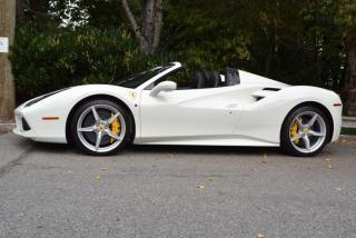 Used 2018 Ferrari 488 Spider for sale in Vancouver, BC