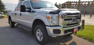 Used 2012 Ford F-350 SD XLT CREW CAB LONG BE for sale in West Kelowna, BC