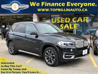 Used 2015 BMW X5 xDrive35i for sale in Vaughan, ON
