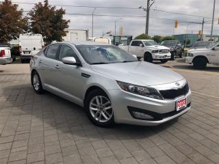 Used 2013 Kia Optima LX**Heated Seats**Bluetooth** for sale in Mississauga, ON