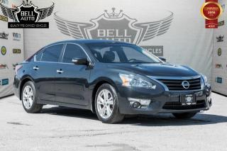 Used 2014 Nissan Altima SL TECHNOLOGY PACKAGE NAVIGATION SUNROOF LEATHER INTERIOR for sale in Toronto, ON