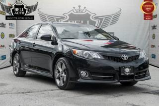 Used 2014 Toyota Camry SE BACK-UP CAMERA TRACTION CONTROL ALLOY WHEELS for sale in Toronto, ON