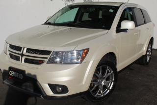 Used 2013 Dodge Journey R/T AWD Navigation DVD Back camera Sunroof for sale in Mississauga, ON