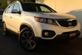 Used 2012 Kia Sorento AWD V6 EX Leather seats Panoramic roof for sale in Mississauga, ON