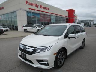 Used 2018 Honda Odyssey EX-L w/RES, LOW KMS! for sale in Brampton, ON