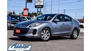 Used 2013 Mazda MAZDA3 GX at -  Power Seats for sale in Mississauga, ON