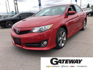 Used 2012 Toyota Camry SE|SUNROOF|BACK UP CAMERA|BLUETOOTH| for sale in Brampton, ON
