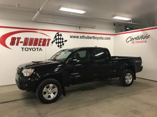 Used 2015 Toyota Tacoma V6, Trd, 4x4 for sale in St-Hubert, QC