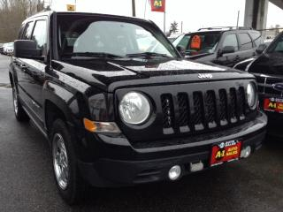 Used 2013 Jeep Patriot Sport 4WD for sale in Surrey, BC