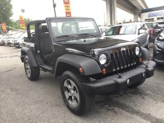 Used 2012 Jeep Wrangler Sport 4WD for sale in Surrey, BC