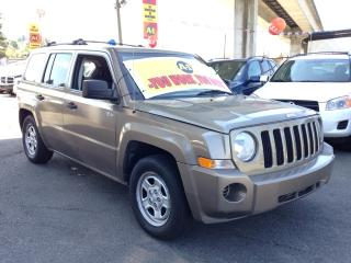Used 2008 Jeep Patriot Sport 2WD for sale in Surrey, BC