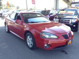 Used 2008 Pontiac Grand Prix SEDAN for sale in Surrey, BC