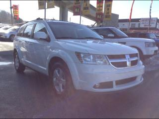 Used 2010 Dodge Journey SXT for sale in Surrey, BC