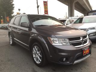 Used 2014 Dodge Journey R/T AWD for sale in Surrey, BC