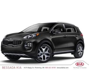 New 2019 Kia Sportage SX TURBO for sale in Pickering, ON